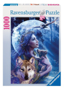 Ravensburger Puzzle - Goddess of the Wolves