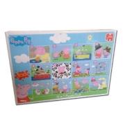 Peppa Pig 30cm 1 Jigsaw Puzzle Pack