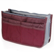 Red Cosmetic Travel Organiser