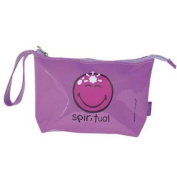 Happy Colours Spiritual vinyl beauty bag