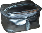 Clinique Cosmetics/Makeup/Vanity Bag Colour Silver