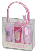 TOPModel : Lipgloss set in little bag