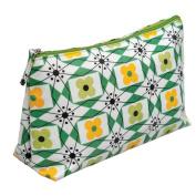 Mid Century Floral Wash Bag