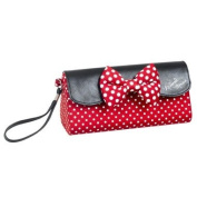 Disney Minnie Mouse Bow Make Up & Jewellery Set Clutch Bag
