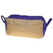 Eco Friendly Natural Jute Toiletries Bag