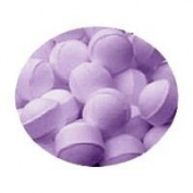 Passion Fruit Scented Bath MArbles Fizzers Mini Bombs 10g