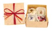 Bath Melt Selection Gift Set pack of 4