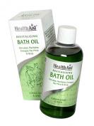 HealthAid Revitalising Bath Oil 150ml
