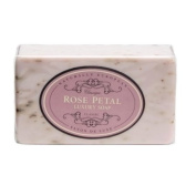 Naturally European Luxurious Natural Rose Petal Wrapped Soap Bar 230g