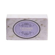 Naturally European Luxurious Natural Lavender Wrapped Soap Bar 230g