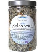 Biofloral Silica & Bach Flowers bath salts - Relaxation 320g