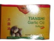 Tiens Garlic Oil 60 Capsules