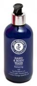 Relaxing Hand & Body Wash with Sea Buckthorn Oil, Neroli, Frankincense & Sweet Orange