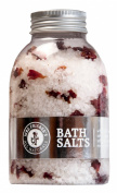 Rose Geranium Luxury Bath Salts, 430g