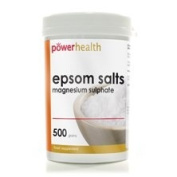 Power Health 500g Epsom Salts