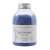 Plantes & Parfums de Provence - Bath Salts with Lavender of Provence 520ml