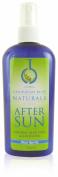 Natural - AFTERSUN Aloe Vera Spritz + moisturiser (120ml) - Caribbean Blue sunburn relief