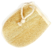 Loofah Savannah Oval Loofah Mitt Small