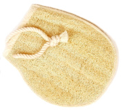 Loofah Savannah Bulged Side Loofah Mitt Regular