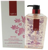 Detox by Sen Lotus & Jasmine Micro Polishing Shower Gel 250ml