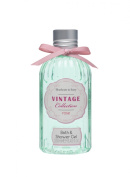 Heathcote and Ivory Vintage Rose Bath and Shower Gel 250ml