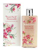 Heathcote & Ivory Sweet Pea and Honeysuckle Moisturising Shower Gel 250 ml