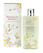 Heathcote and Ivory Florals Wild Daisy Moisturising Shower Gel 250ml
