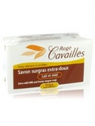 Roge Cavailles Extra-Mild Superfatted Soap Milk and Honey 250g