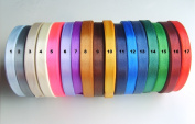 Satin Ribbon BROWN (No.9) 10mm x 22.75m (25 Yards) Wedding~Party~Celebration~Gifts~Crafts~Cards~ Scrapbooking