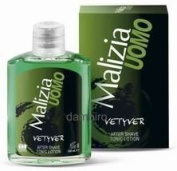 MALIZIA UOMO VETYVER After Shave TONIC Lotion 100ml