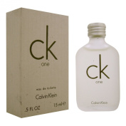 Calvin Klein CK One Unisex 15ml EDT Splash