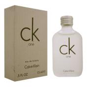 Calvin Klein CK One Unisex 15ml EDT Splash