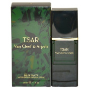 Tsar by Van Cleef and Arpels Eau de Toilette Spray 30ml