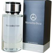 Mercedes Benz Eau De Toilette Spray for Men, 120ml