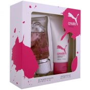 Create Woman Giftset For Women by Puma EDT Spray 20ml + Shower Gel 50ml (Sp07) Giftset