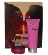 Van Gils Gilftset EDT 30ml + Body Lotion 100ml Aura by Night for Women