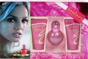 Britney Spears Fantasy  Eau De Parfum   Spray 30ml/ Body Souff 50ml/ Shower Gel 50ml