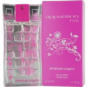 Apparition Pink by Emanuel Ungaro Eau de Toilette Spray 50ml
