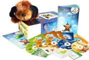 German for Kids - PetraLingua German Language Course for Children 3-10 with DVDs, CDs, Activity Book