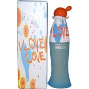 Moschino Love Love Eau De Toilette Spray 100ml