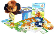 English for Kids - PetraLingua English Language Course for Children 3-10 with DVDs, CDs, Activity Book