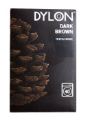 Dylon 200g Machine Fabric Dye - Dark Brown