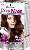 Schwarzkopf Colour Mask 568 Chestnut Brown