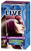 Schwarzkopf LIVE Colour XXL Luminance L76 Ultra Violet