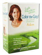 Colour the Grey!, Natural Hair Colour & Conditioner, Auburn, 210ml
