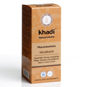 khadi Hair Colour Light Brown