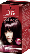 Schwarzkopf Poly Colour Tint 87 Red Black