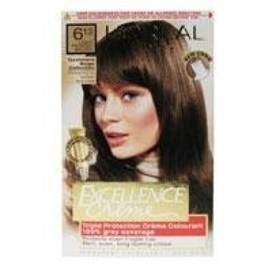 Loreal Hair Color Natural Light Frosted Brown  Dark Brown Hairs