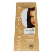 Tints of Nature Organic 4CH Rich Chocolate Brown Permanent Hair Colour 120ml