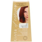 Tints of Nature Organic 7R Soft Copper Blonde Permanent Hair Colour 120ml